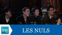 Les Nuls, les nouveaux comiques de Canal + - Archive INA