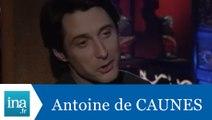 Antoine De Caunes répond à Antoine De Caunes (Première partie) - Archive INA