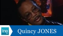 Quincy Jones répond à Quincy Jones - Archive INA