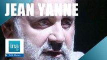 """La question qui tue Jean Yanne """"Le métier d'acteur"""" - Archive INA"""