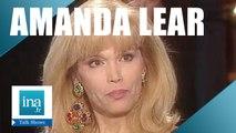 """Amanda Lear """"Je n'ai pas couché avec Berlusconi pour faire de la tv""""   Archive INA"""