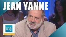 """Jean Yanne """"Je suis un être exquis"""" - Archive INA"""