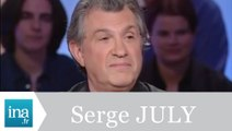 Les entretiens de Serge July avec Alain Juppé - Archive INA