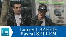 """Caméra cachée Laurent Baffie Pascal Sellem """"L'agression"""" - Archive INA"""