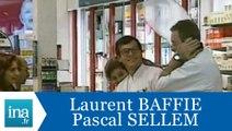 """Caméra cachée Laurent Baffie Pascal Sellem """"Le pharmacien"""" - Archive INA"""