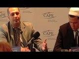 Pour l'Islam DE france: Conférence presse, partie 2