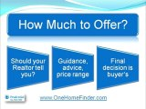 Placing an offer on Xenia homes for sale