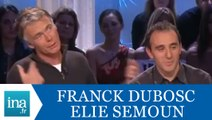 """Franck Dubosc et Elie Semoun """"Les petites annonces - Archive INA"""
