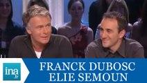 Elie Semoun et Franck Dubosc chez Thierry Ardisson - Archive INA