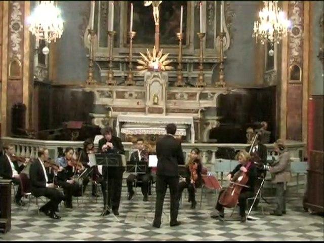 Concerto pour petite Flûte en Do de Antonio VIVALDI 1er mou