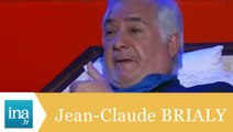 "Jean-Claude Brialy ""Interview cercueil"" - Archive INA"