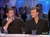 """François Ozon et Melvil Poupaud """"Magnéto Serge"""""""