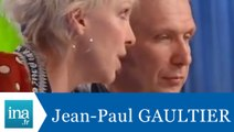 """Tonie Marshall """"Jean-Paul Gaultier tripote"""" - Archive INA"""