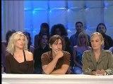 Emmanuelle Seigner, Angie David et Yvan Attal