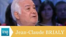 """Jean-Claude Brialy """"J'ai oublié de vous dire"""" - Archive INA"""