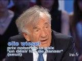 Interview biographie Elie Wiesel