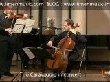 Trio Caravaggio plays Beethoven