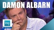 Qui est Damon Albarn , le leader de Blur et Gorillaz - Archive INA