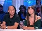 """Monica Belluci et Bernard Campan à propos du film """"Combien tu m'aimes"""" - Archive vidéo INA"""