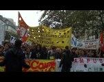 16 oct 10 5ème manif contre la réforme des retraites à Paris