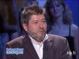 """Régis Laspalès """"L'interview sadique"""" - Archive INA"""