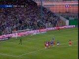 Zidane: penalty raté