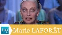 Marie Laforêt chanté pas chanté - Archive INA