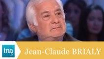 """Jean-Claude Brialy """"Delon parlera à ma mort"""" - Archive INA"""