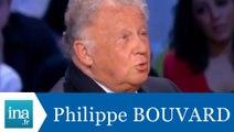 """Philippe Bouvard """"Interview abus de pouvoir"""" - Archive INA"""