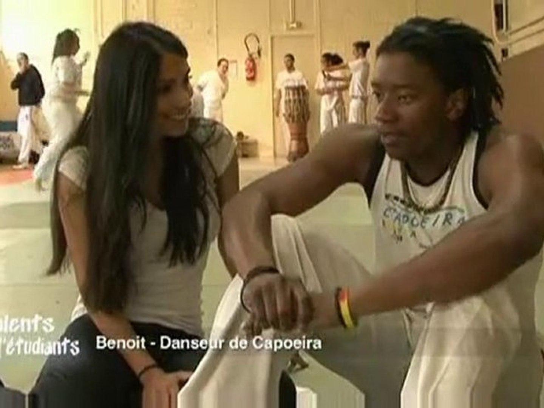 Talents d'étudiants : capoeira