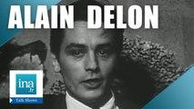 Alain Delon, star à 30 ans | Archive INA