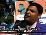 México y El Salvador tienen buen arranque en Panamericano de tiro con arco