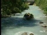 Rafting : les apprentis de l'extrême