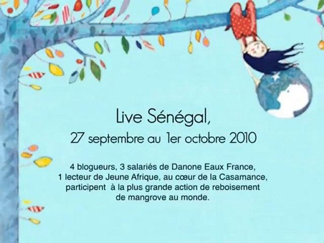 Live Senegal, LA vidéo