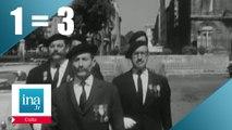 Un égal trois : Emission du 25 juin 1964 - Archive INA