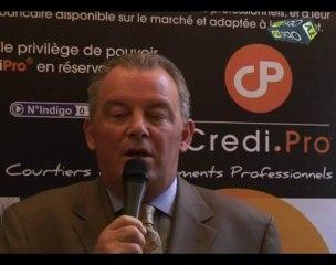 Interview de Charles Marinakis - Réseau Franchisé Crédipro