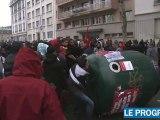 Lyon: le message des manifestants terni par les casseurs