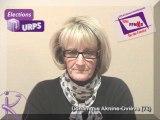 Élections URPS Île-de-France : Dominique Aknine-Oviève (78)