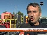 Réunion: des pompiers marseillais en renfort