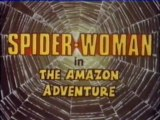 """Spider-Woman """"Les Amazones"""" 1979"""