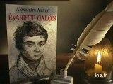 Alexandre Astruc : Evariste Galois