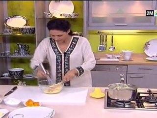 Recette croquettes à la Crème pâtissière au abricot