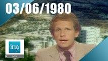 20h Antenne 2 du 03 juin 1980 - Attentats en Cisjordanie | Archive INA