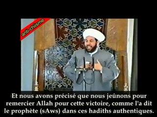 chiisme : Mufti de Syrie devenu chiite ?