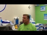 animal in pool, Pool service, pool maintenance, Orlando, Fl