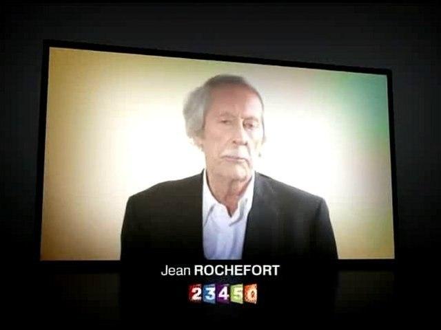 Jean Rochefort en soutien aux otages en Afghanistan