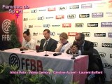 Open LFB 2010 : Nantes-Rezé - Lattes-Montpellier