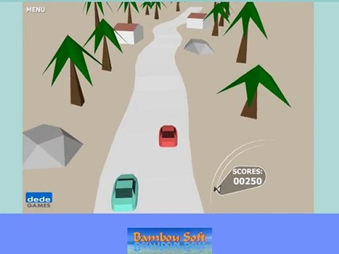 Jeu de course gratuit Sprint Race 3D sur BambouSoft.com