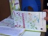 Le CNRS fête la biodiversité au Trocadéro à Paris