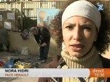 Initiation au graff dans les rues de Montpellier
